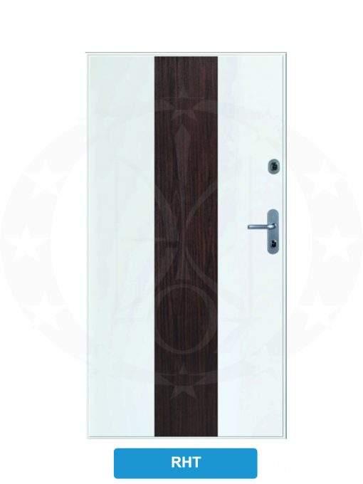Двері вхідні металеві GERDA WX10 PREMIUM RHT