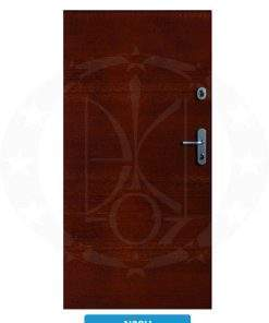 Двері вхідні металеві GERDA WX10 PREMIUM N02H