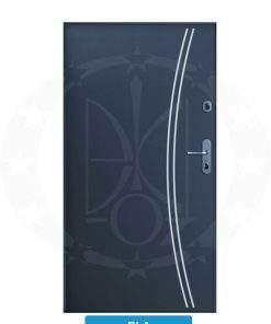 Двері вхідні металеві GERDA WX10 PREMIUM RLA