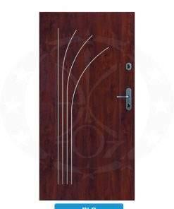 Двері вхідні металеві GERDA WX10 PREMIUM RLB