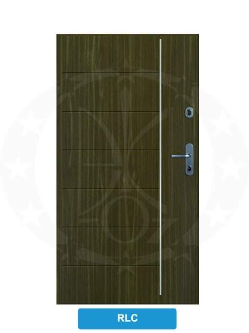 Двері вхідні металеві GERDA WX10 PREMIUM RLC