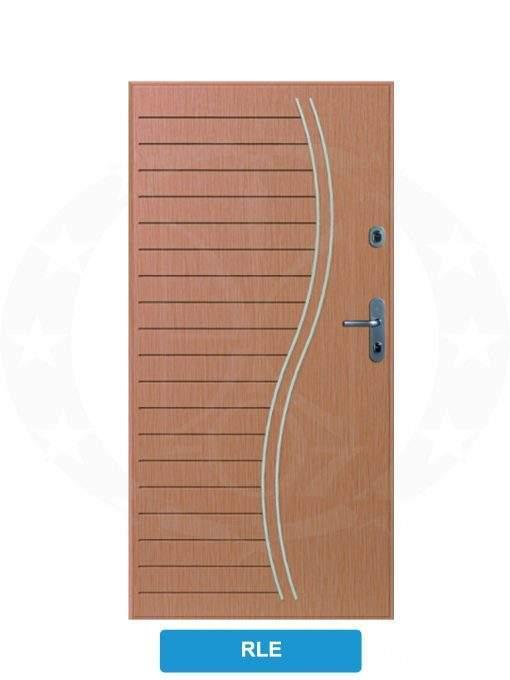 Двері вхідні металеві GERDA WX10 PREMIUM RLE