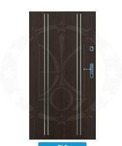 Двері вхідні металеві GERDA WX10 PREMIUM RLF