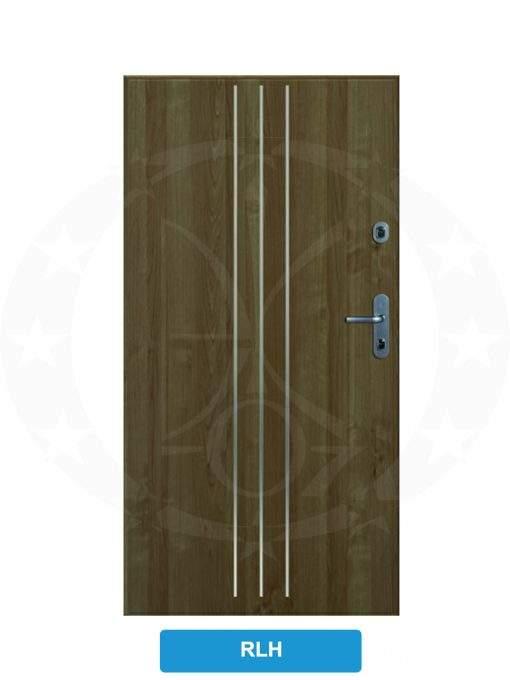 Двері вхідні металеві GERDA WX10 PREMIUM VA3 RLH