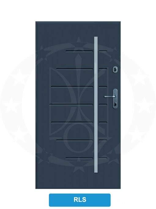 Двері вхідні металеві GERDA WX10 PREMIUM RLS