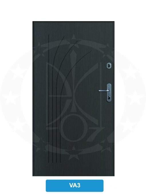 Двері вхідні металеві GERDA WX10 PREMIUM VA3