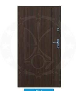 Двері вхідні металеві GERDA WX10 PREMIUM VA4
