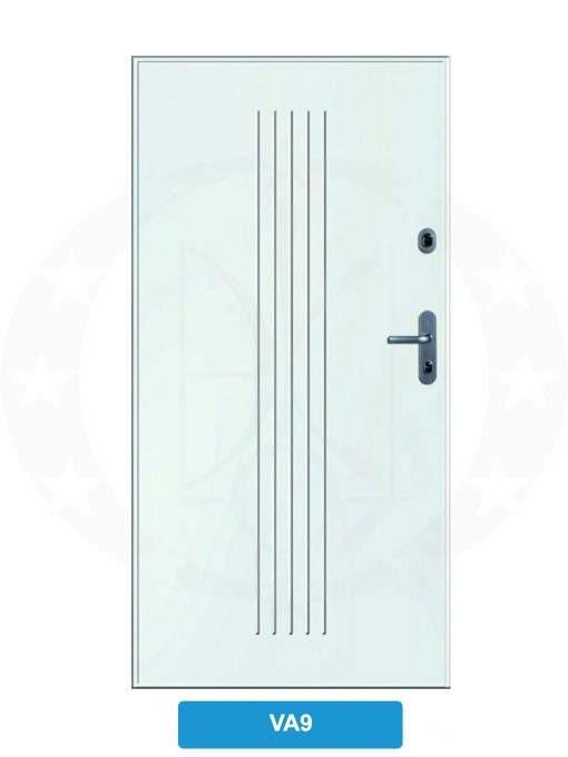 Двері вхідні металеві GERDA WX10 PREMIUM VA9