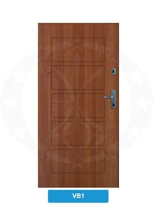 Двері вхідні металеві GERDA WX10 PREMIUM VB1