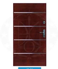 Двері вхідні металеві GERDA WX10 PREMIUM NL1H