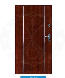 Двері вхідні металеві GERDA WX10 PREMIUM NL2V