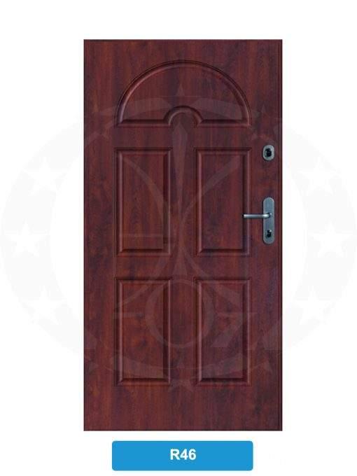 Двері вхідні металеві GERDA SX10 STANDARD R46