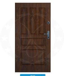 Двері вхідні металеві GERDA SX10 STANDARD R52