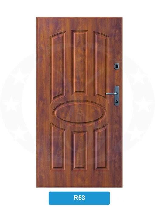 Двері вхідні металеві GERDA SX10 STANDARD R53