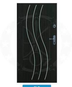 Двері вхідні металеві GERDA SX10 STANDARD RLD