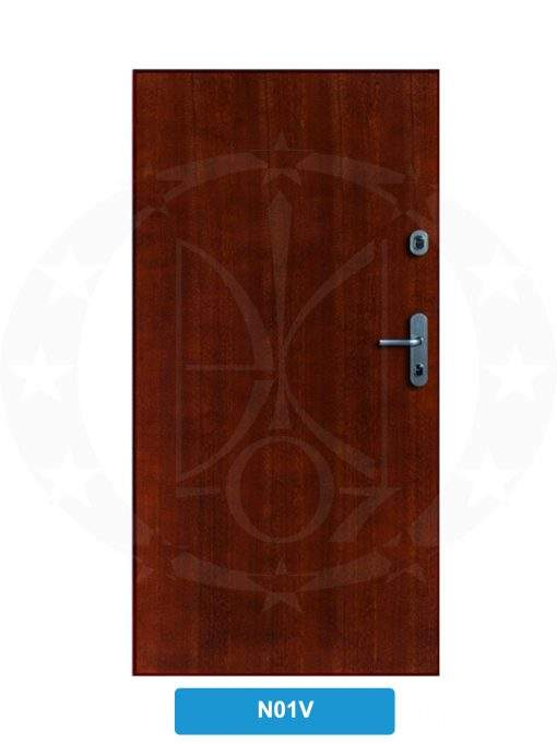 Двері вхідні металеві GERDA SX10 STANDARD N01V