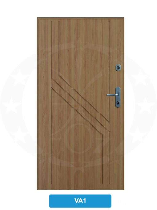 Двері вхідні металеві GERDA SX10 STANDARD VA1