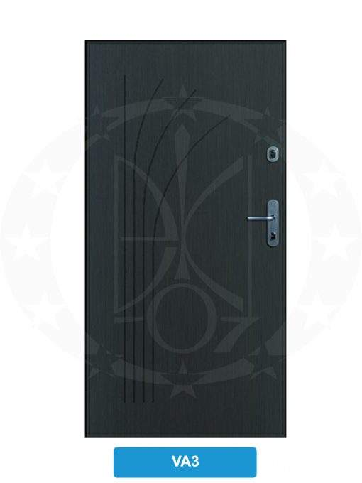 Двері вхідні металеві GERDA SX10 STANDARD VA3