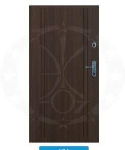 Двері вхідні металеві GERDA SX10 STANDARD VA4