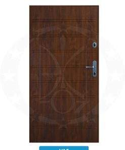 Двері вхідні металеві GERDA SX10 STANDARD VA5