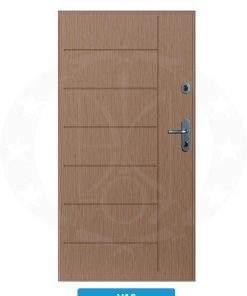 Двері вхідні металеві GERDA SX10 STANDARD VA8