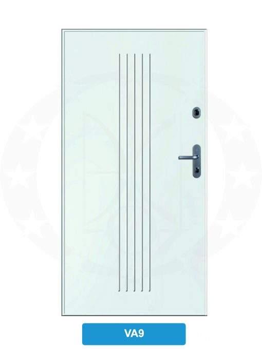 Двері вхідні металеві GERDA SX10 STANDARD VA9