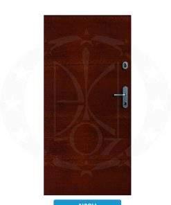 Двері вхідні металеві GERDA SX10 STANDARD N02H