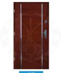 Двері вхідні металеві GERDA SX10 STANDARD NL2M