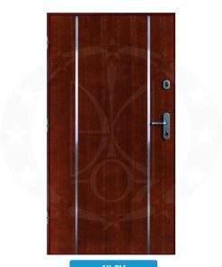 Двері вхідні металеві GERDA SX10 STANDARD NL2V