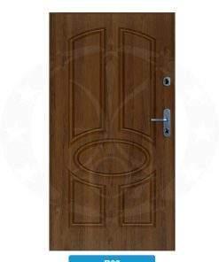 Двері вхідні металеві GERDA SX10 STANDARD R09