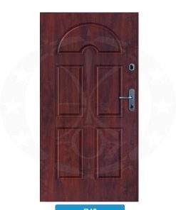 Двері вхідні металеві GERDA CX10 STANDARD R46