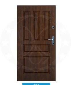 Двері вхідні металеві GERDA CX10 STANDARD R52