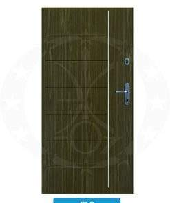 Двері вхідні металеві GERDA CX10 STANDARD Rlc