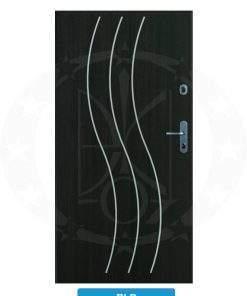 Двері вхідні металеві GERDA CX10 STANDARD RLD