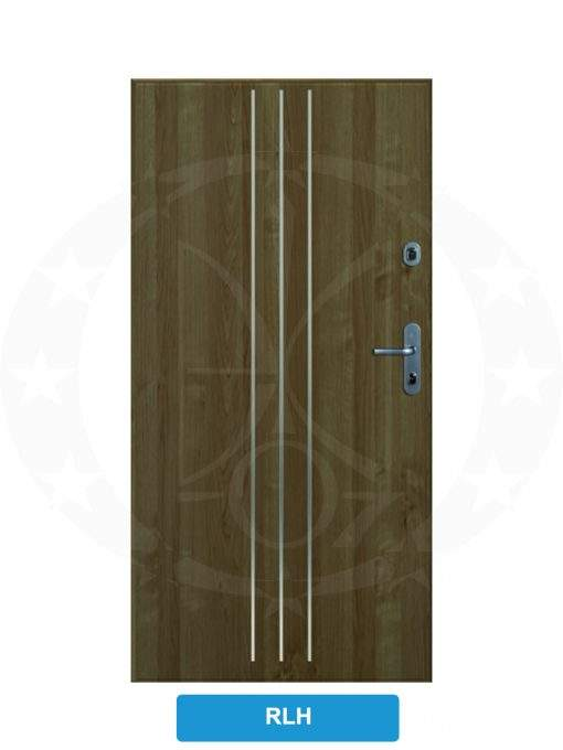 Двері вхідні металеві GERDA CX10 STANDARD
