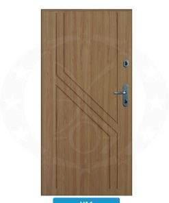 Двері вхідні металеві GERDA CX10 STANDARD VA 1