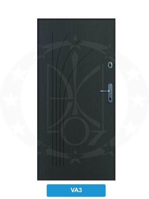 Двері вхідні металеві GERDA CX10 STANDARD VA3
