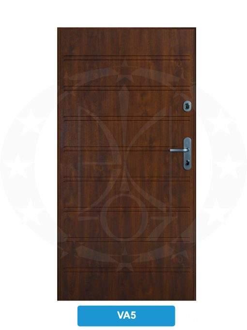 Двері вхідні металеві GERDA CX10 STANDARD VA5