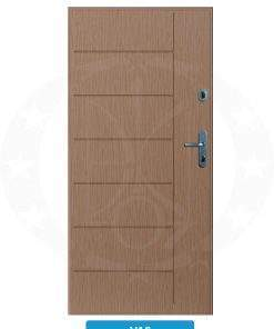Двері вхідні металеві GERDA CX10 STANDARD VA8