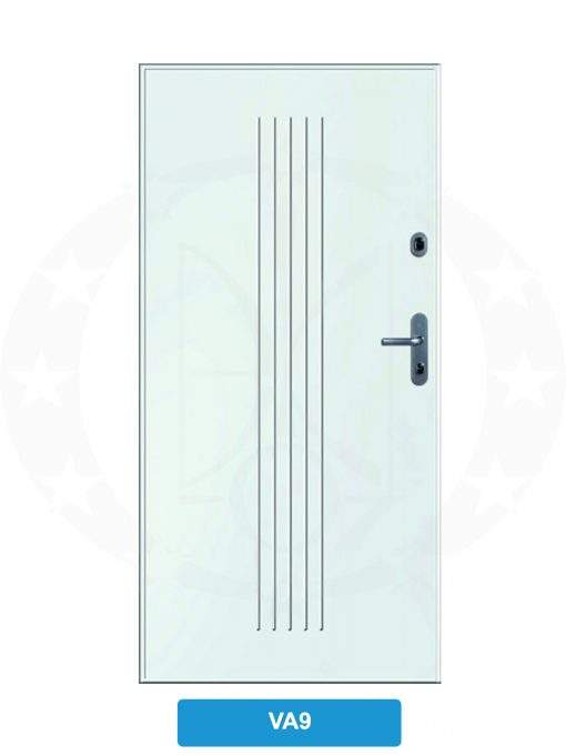 Двері вхідні металеві GERDA CX10 STANDARD VA9