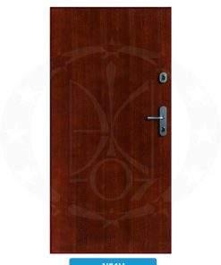 Двері вхідні металеві GERDA CX10 STANDARD N01V