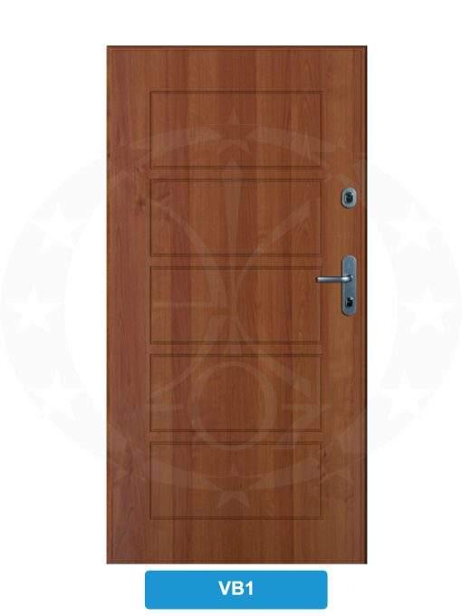 Двері вхідні металеві GERDA CX10 STANDARD VB1
