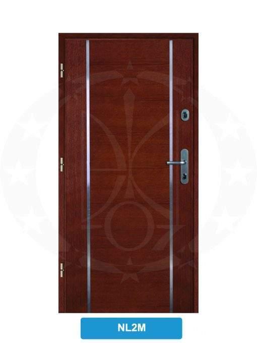 Двері вхідні металеві GERDA CX10 STANDARD NL2M