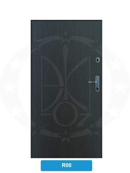 Двері вхідні металеві GERDA CX10 STANDARD R00