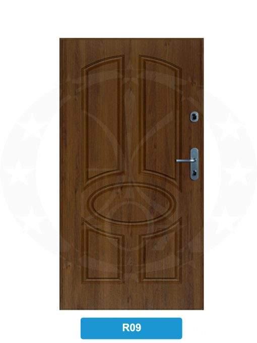 Двері вхідні металеві GERDA CX10 STANDARD R09