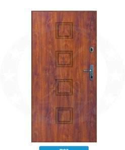 Двері вхідні металеві GERDA WX10 STANDARD R20