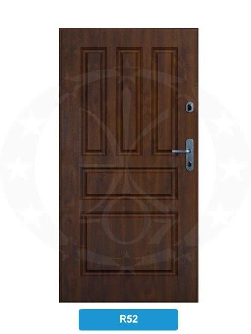 Двері вхідні металеві GERDA WX10 STANDARD R52