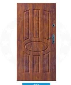 Двері вхідні металеві GERDA WX10 STANDARD R53