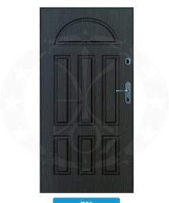 Двері вхідні металеві GERDA WX10 STANDARD R91