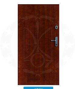 Двері вхідні металеві GERDA WX10 STANDARD N01V